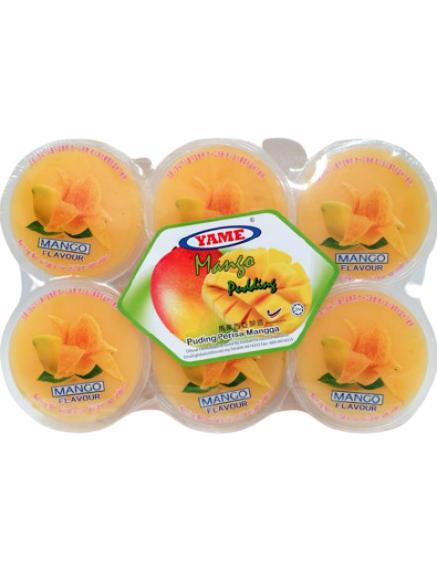 medium yame mango pudding 6 cups B0AHtHzFv