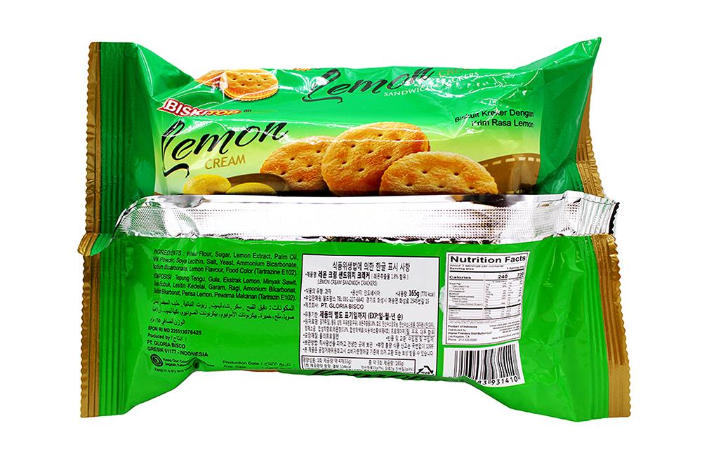 medium biskitop lemon cream sandwich crackers 165 gr AVhOn pn3