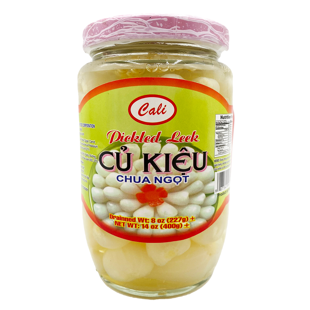 CALI Pickled Leek / Cu Kieu Chua Ngot 14 OZ