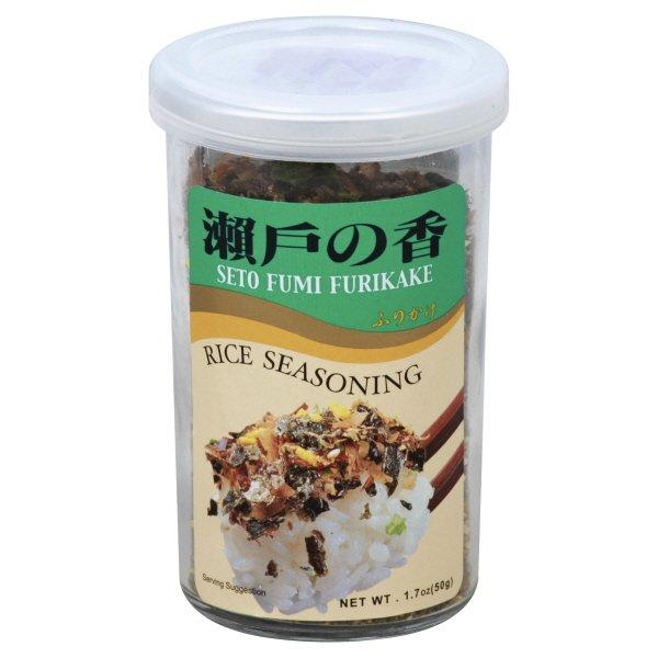 AJISHIMA Seto Fumi Furikake Rice Seasoning 1.7 OZ