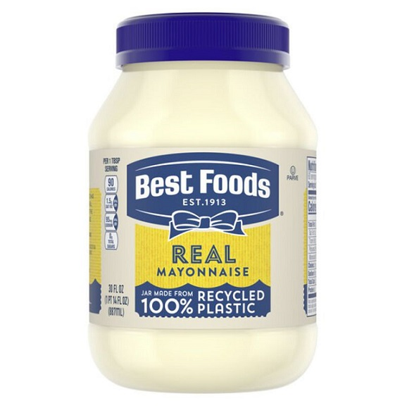 BEST FOODS Real Mayonnaise 30 FL OZ