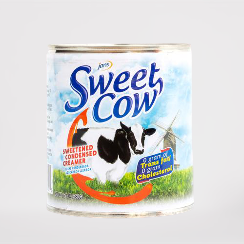 JANS Sweet Cow Sweetened Condensed Creamer Amazingly Cheap 13.4 OZ