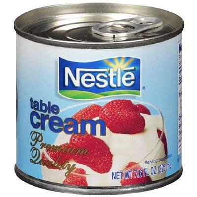 NESTLE Table Cream 7.6 OZ