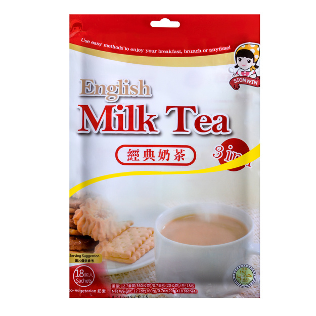 SIGNWIN English Milk Tea 3 In1 12. OZ