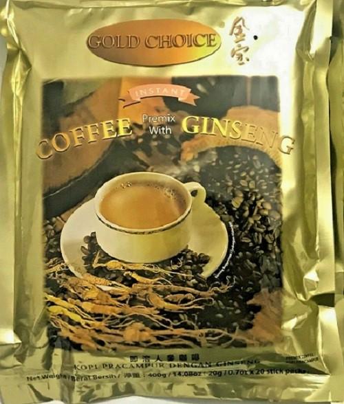 medium gold choice instant coffeepremix with ginseng 1408 oz OTvuyrjDS