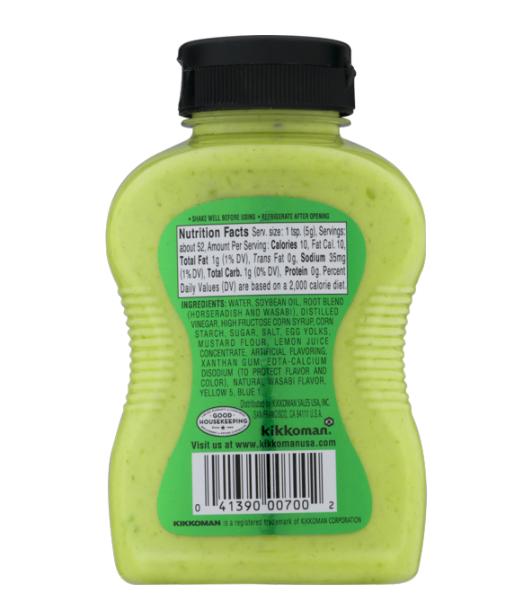 KIKKOMAN Wasabi Sauce 9.25 OZ