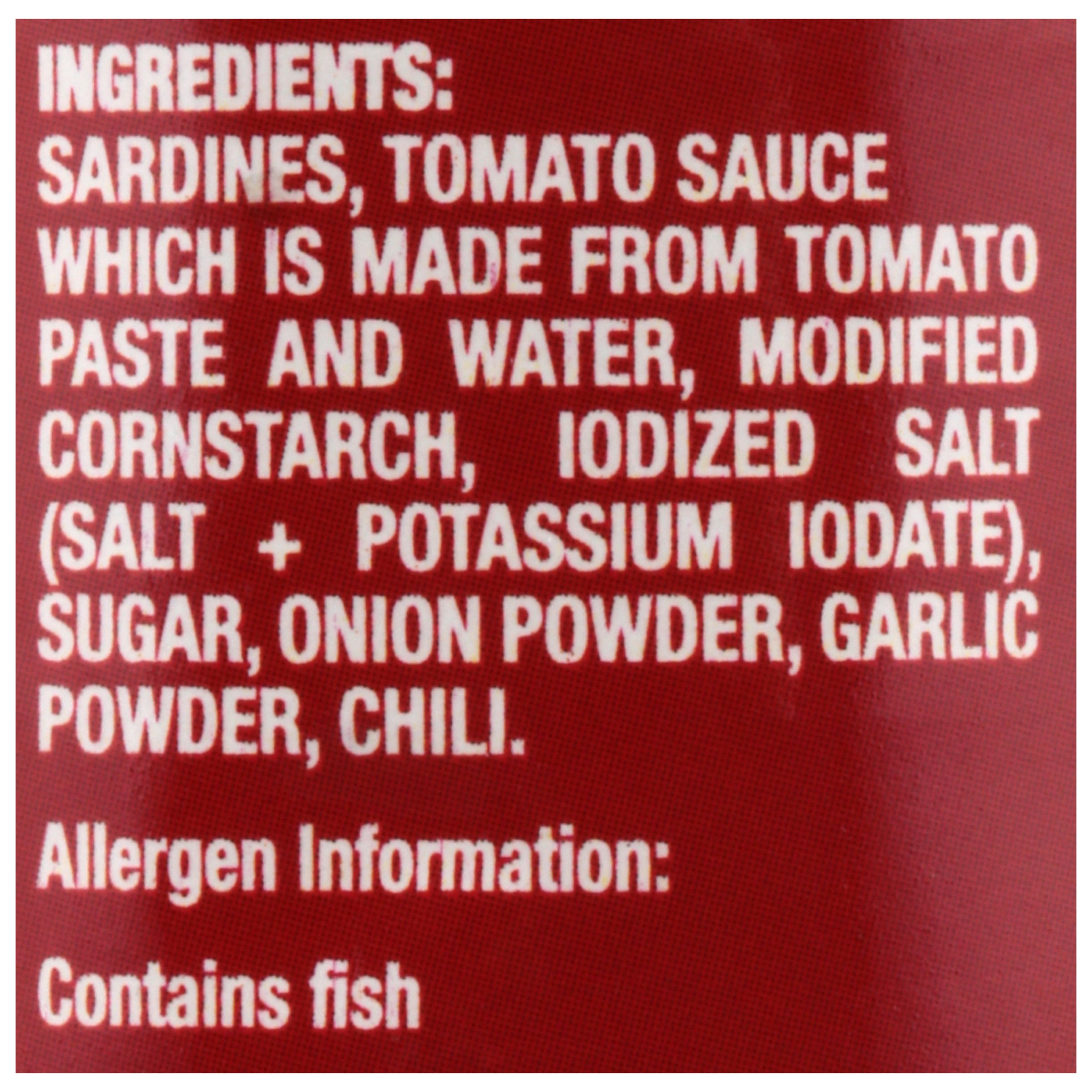 medium ligo sardines in tomato sauce chili added 55 oz T 0JUuFhOO