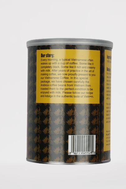 PLANET COFFEE ROASTERS Vietnamese Style Coffee 12 OZ