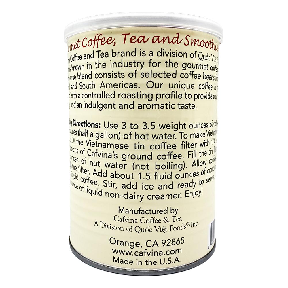 medium cafvina french roast ground coffee 12 oz euB0CytEJq