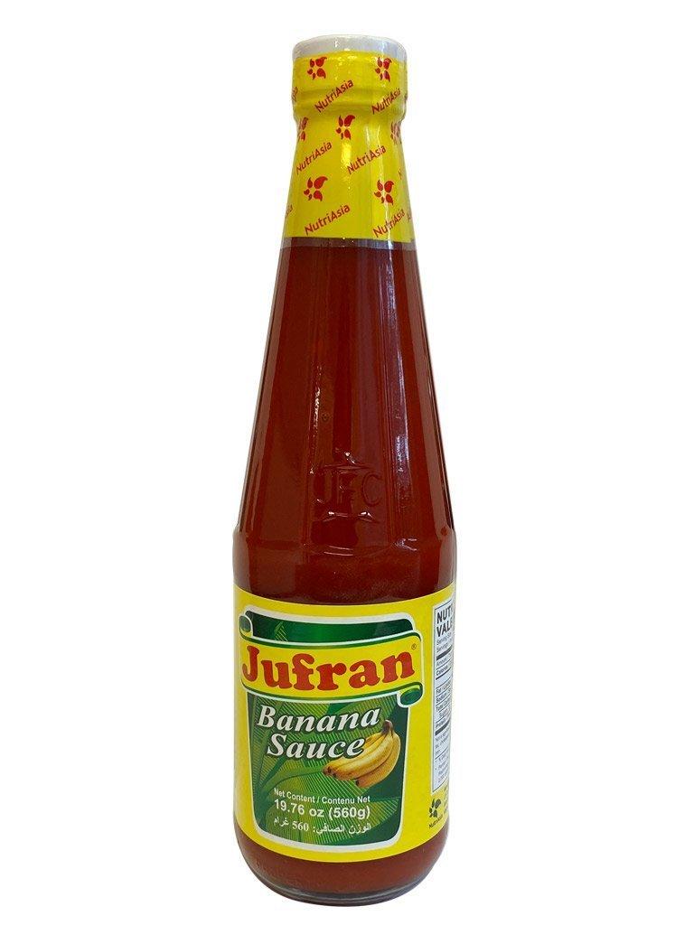 JUFRAN Banana Sauce 19.76 OZ