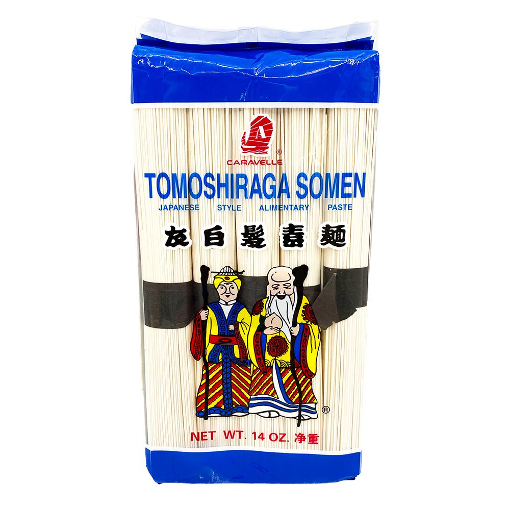 medium caravelle tomoshiraga somen noodle 14 oz OL P06 lo