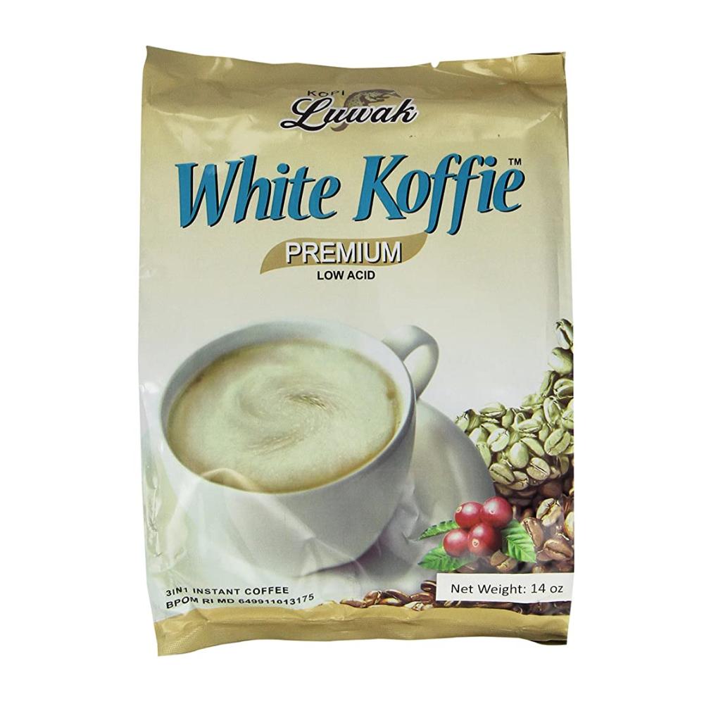 LUWAK Premium White Koffie 14 OZ