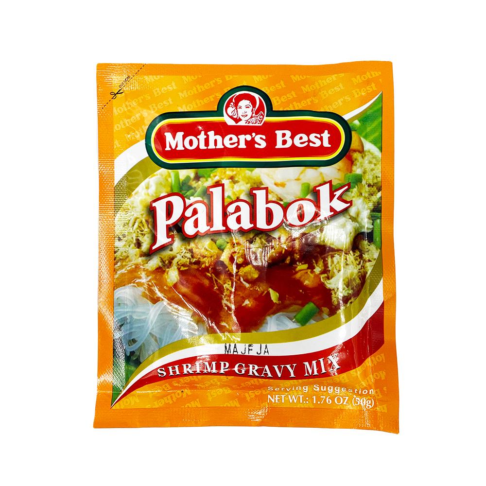 MOTHER'S BEST Palabok Shrimp Gravy Mix 1.76 OZ