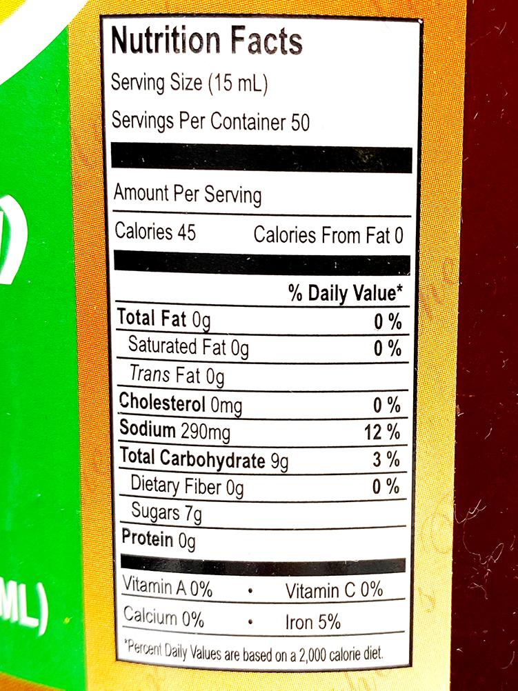 medium mothers best premium blend patis fish sauce 26 fl