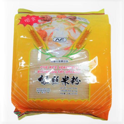 NG FUNG Fine Rice Vermicelli 4 LBS / Bun Giang Tay Soi Nho