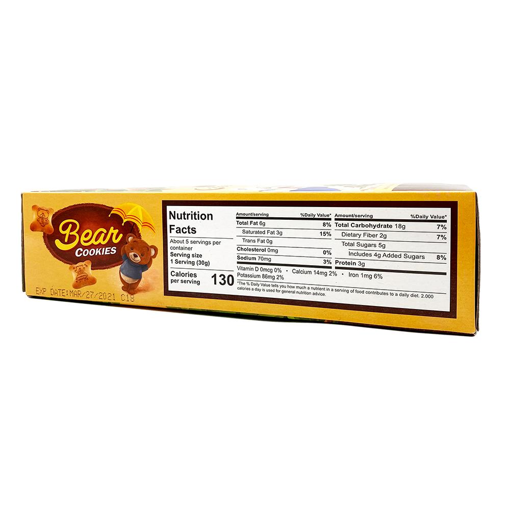 medium olegamo bear choco cream cookies 120 gr%09 vsczll JQ2
