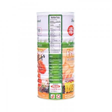 RICHIN FRIED SHRIMP CHIPS 3.5 OZ