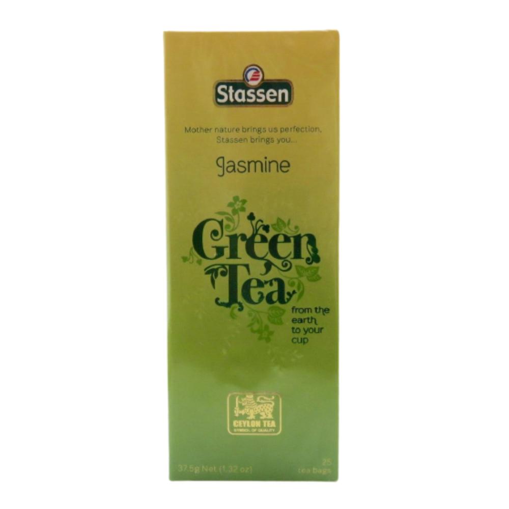 STASSEN Jasmine Green Tea 25 Counts