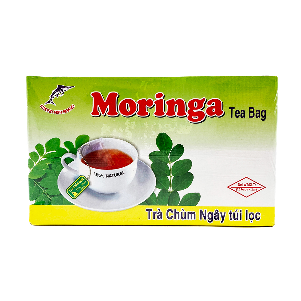medium sword fish moringa tea tra chum ngay tui loc 176 oz AgzQSAPJa
