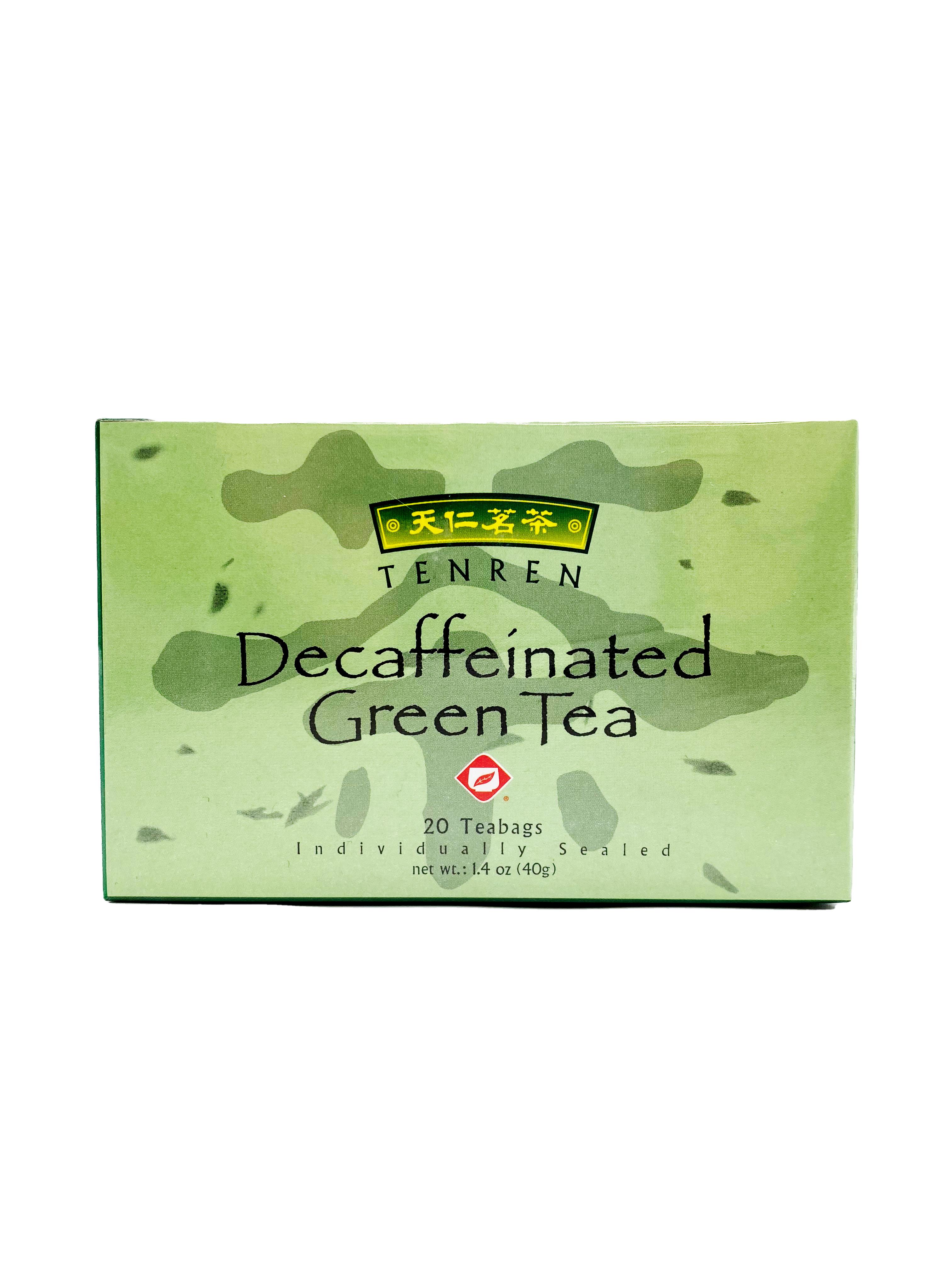 medium tenren decaffeinated green tea 14 oz KlqOTY9ut