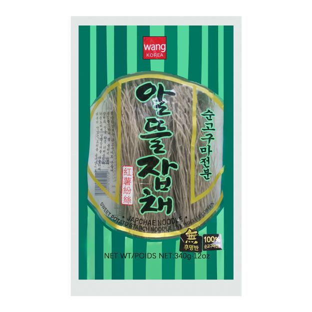 WANG Japchae Noodle 12 OZ