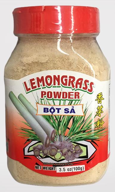 FORTUNA Lemon Grass Powder/ Bot Sa 3.5 Oz