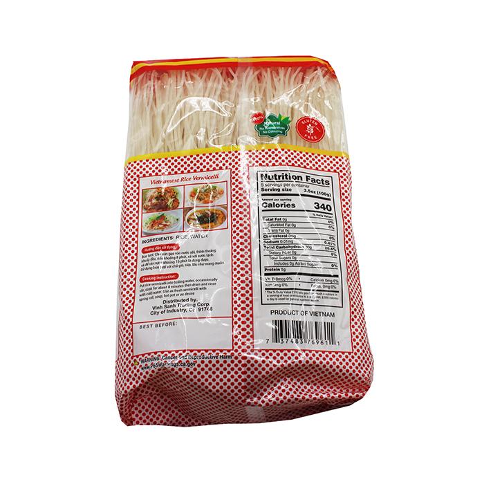BUN THAP CHUA Vietnamese Rice Vermicelli / Bun Tuoi Thap Chua 16 OZ