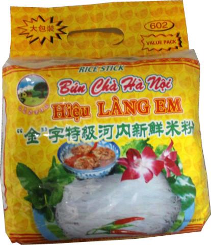 LANG EM Rice Stick 602 / Bun Cha Ha Noi 32 OZ