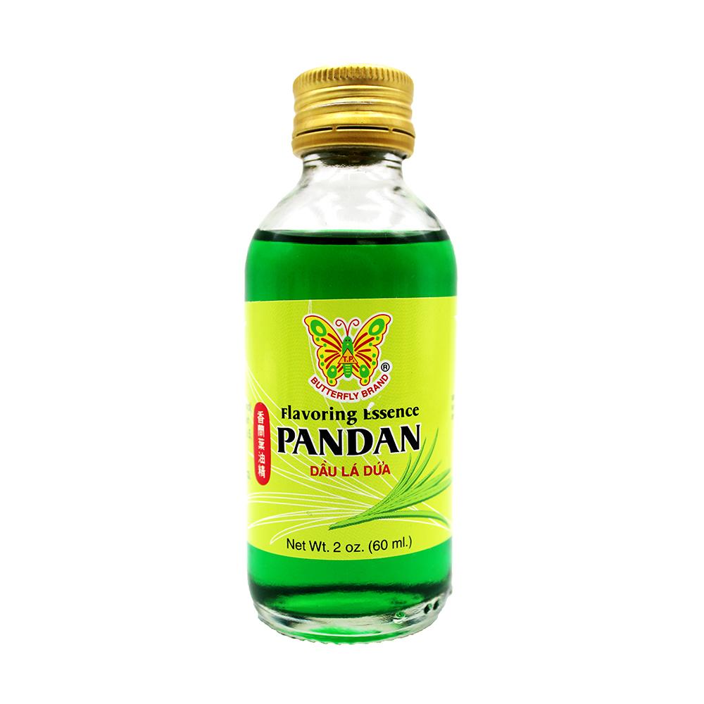 BUTTERFLY Flavoring Essence Pandan / Dau La Dua 2 OZ