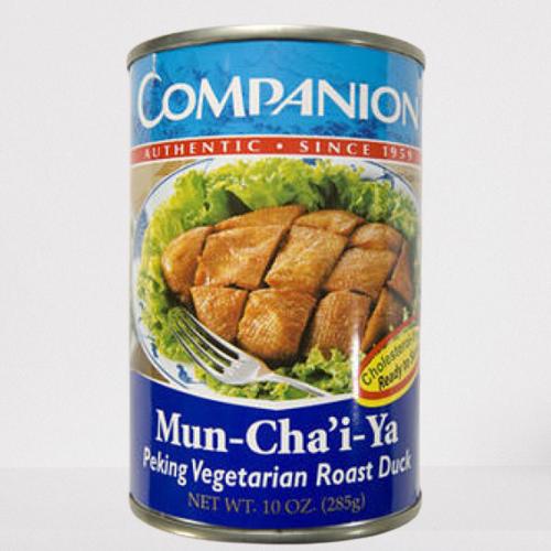 COMPANION Mun Chai Ya Peking Vegetarian Roast Duck 10 OZ