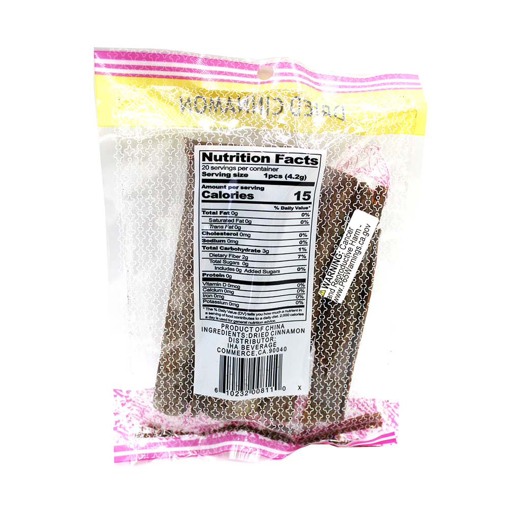 medium double parrot dried cinnamon 3