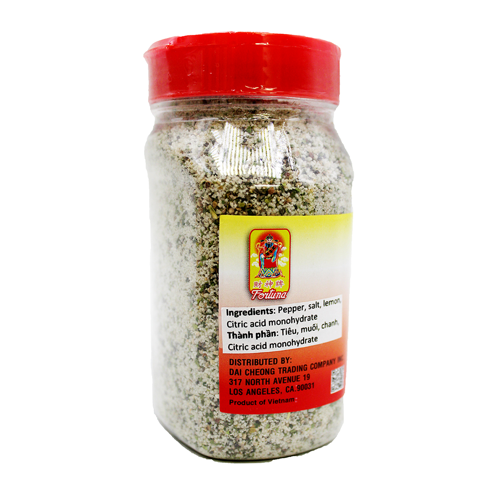 medium fortuna roasted lemon pepper salt muoi tieu chanh tay ninh 74 oz k2eJgX9pG