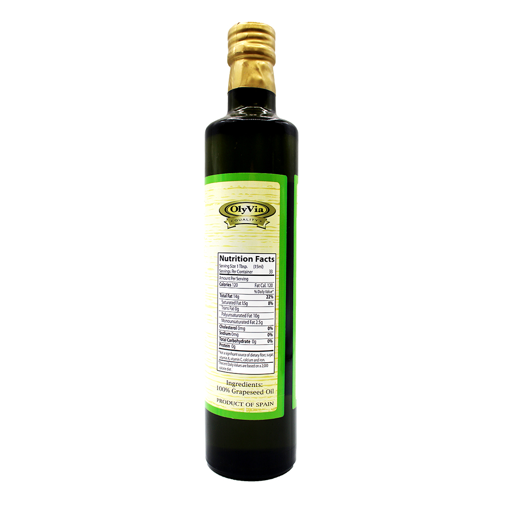 medium olyvia 100 pure grapeseed oil 169 oz VJq5Y9I2t