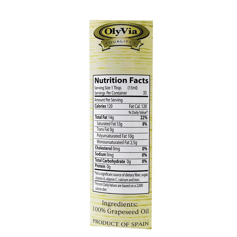 medium olyvia 100 pure grapeseed oil 169 oz YwiKtT 78