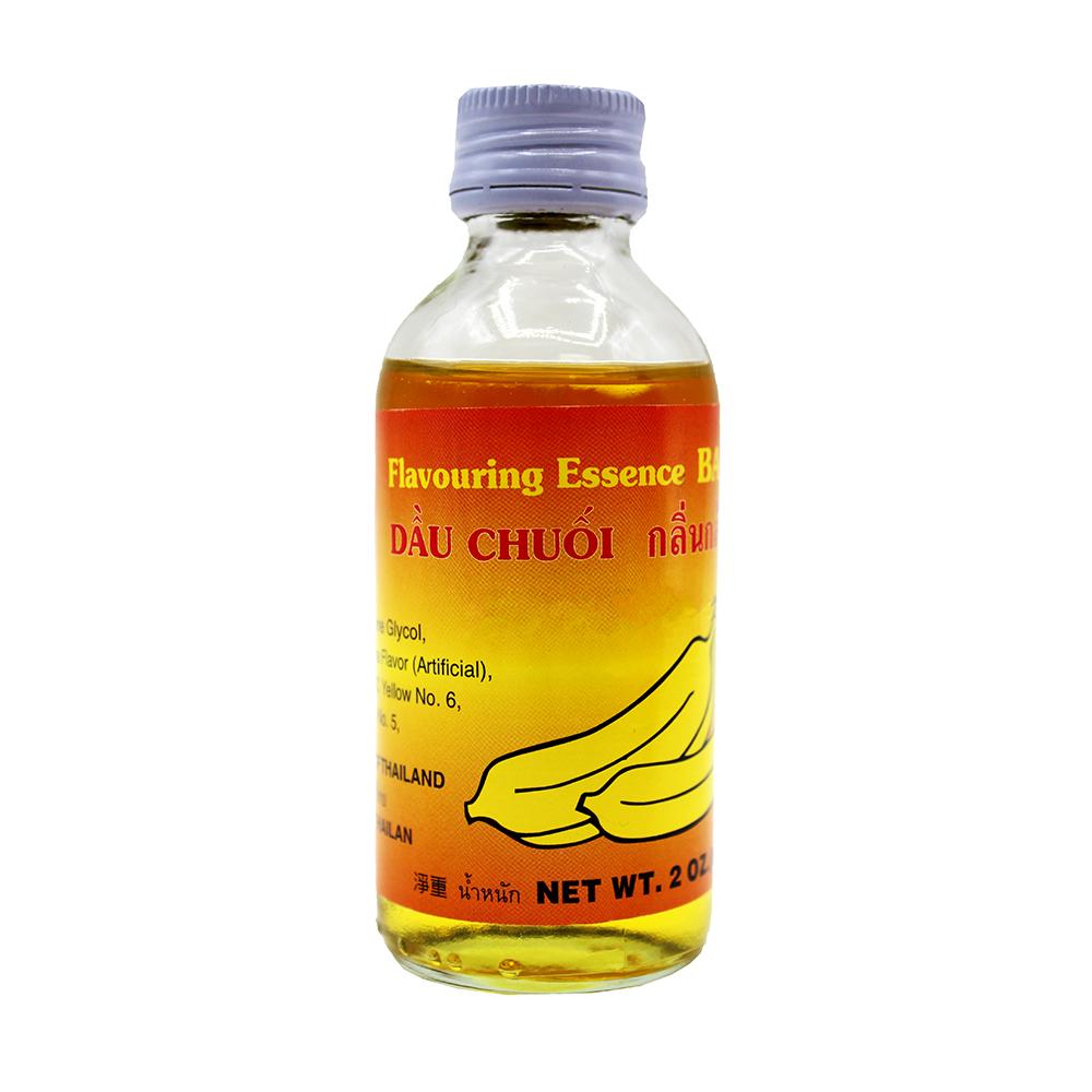 ROCKMAN Flavoring Essence Banana / Dau Chuoi  2 OZ
