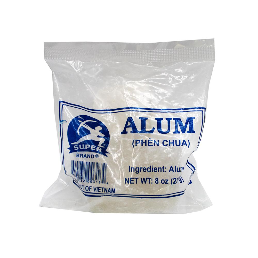 SUPER Alum / Phen Chua 8 OZ