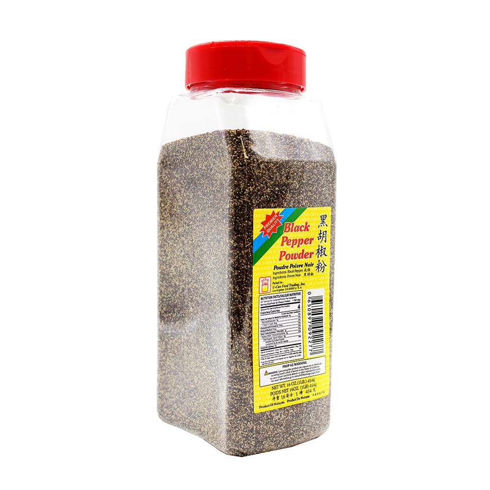 medium u can black pepper powder 16 oz 0 LF9KI8L