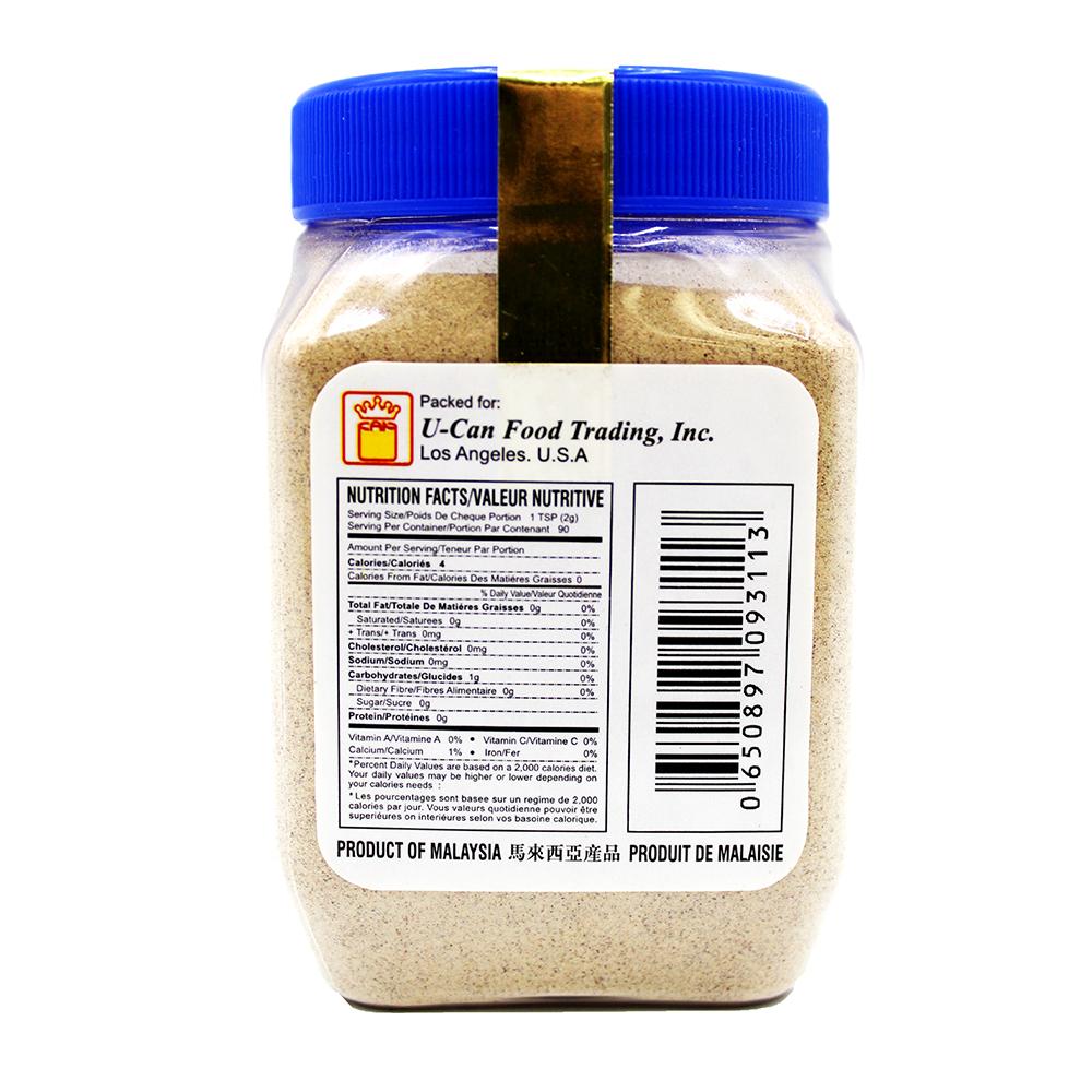 medium u can white pepper powder 635 oz YUfYstkT0