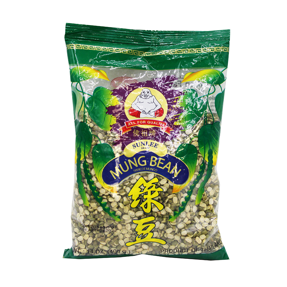 SUNLEE Mung Bean Haricot Mungo 14 OZ