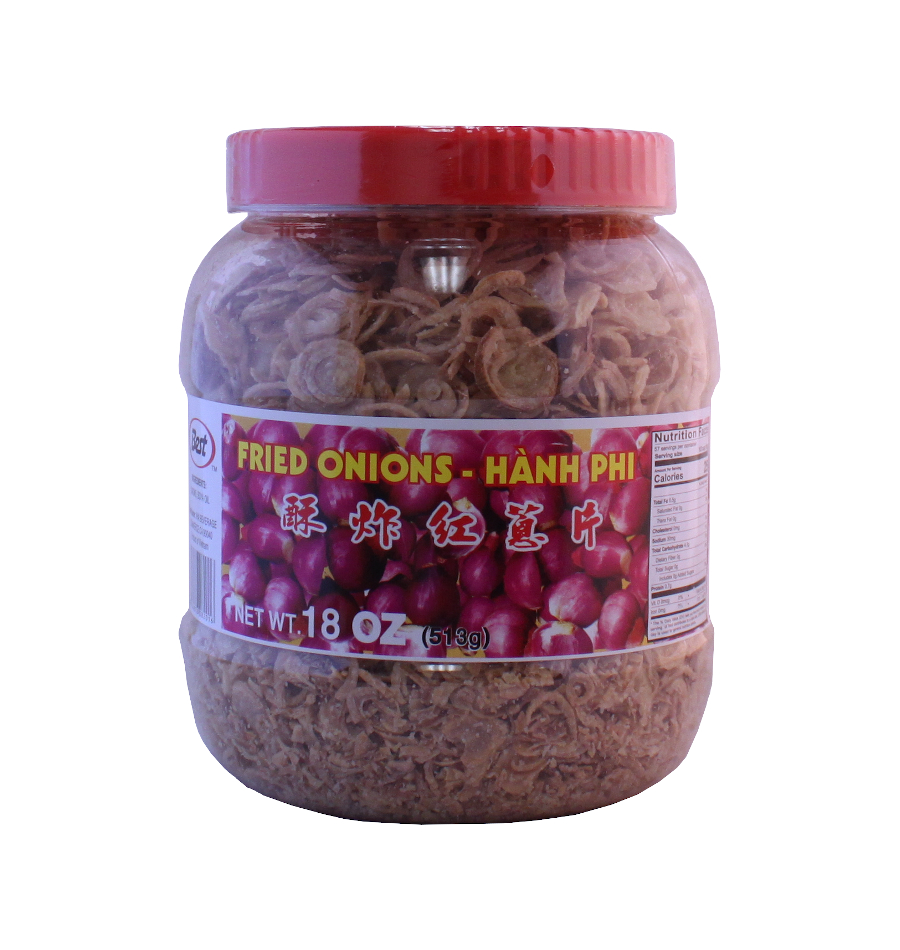 BEST Fried Onions / Hanh Phi 18 OZ