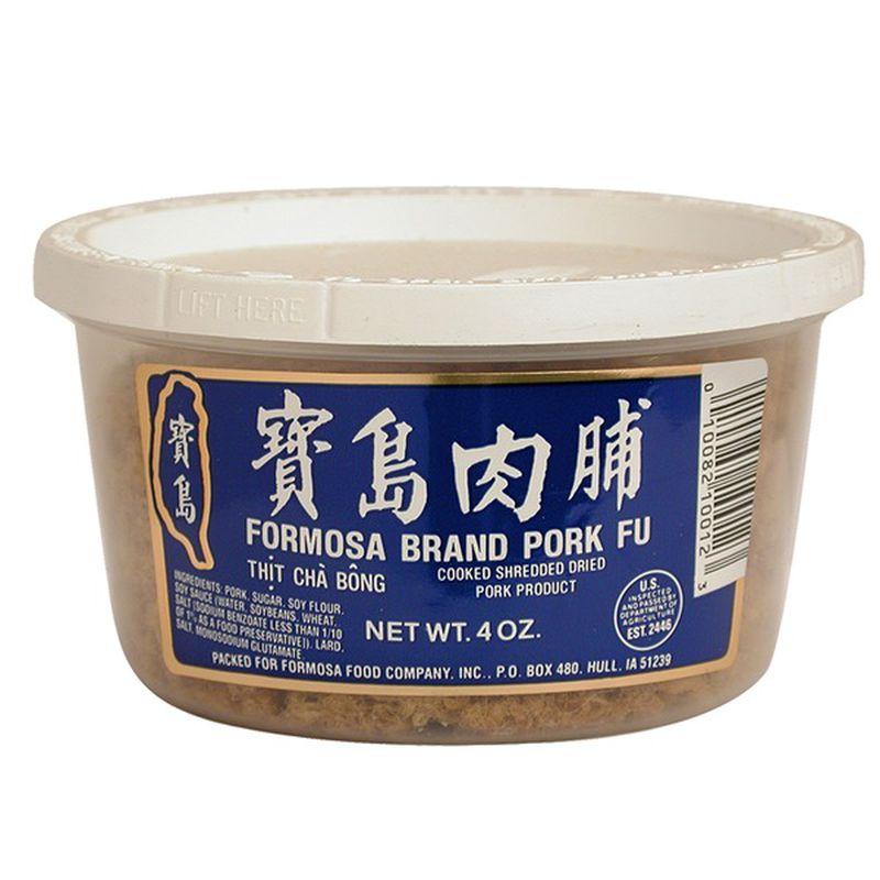 FORMOSA Pork Fu (Blue) 4 OZ