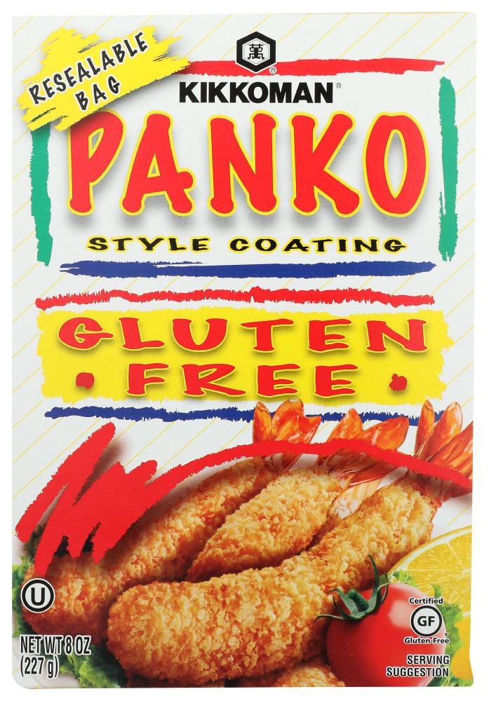 KIKKOMAN Panko Style Coating 8 OZ
