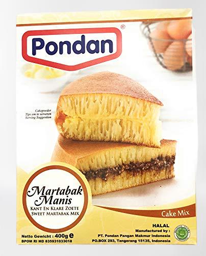 PONDAN Martabak Manis Cake Mix 14 OZ